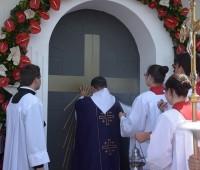 Inaugurada a Porta Santa – a Porta da Misericórdia