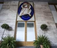 Papa inaugurou Porta da Caridade em albergue de Roma
