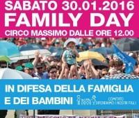 Anunciam multitudinária manifestação pró-família na Itália