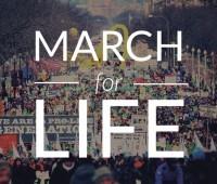 Assista ao anúncio da maior Marcha pela Vida do Mundo