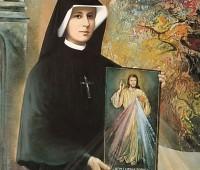 Há 85 anos Jesus pediu à Santa Faustina que fosse pintado a Imagem da Misericórdia Divina