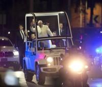 Papa Francisco em terras mexicanas
