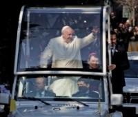 Pontífice visita presídio