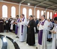 CRB movimenta muitos consagrados no Santuário da Divina Misericórdia
