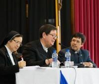 1º dia – Curso de Lideranças da Vida Consagrada – Conferência dos Religiosos do Brasil