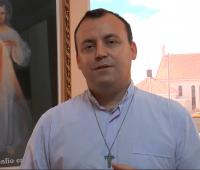 Pe. Leandro convida para a Festa da Divina Misericórdia 2016