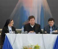 Santuário da Divina Misericórdia recebe Dom João Braz de Aviz em evento para religiosos