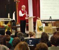 Lançamento do 15º Congresso da Divina Misericórdia