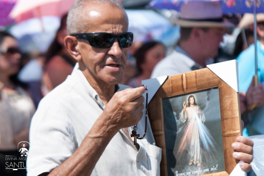 Festa da Divina Misericórdia 2016