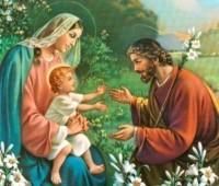 Oração à Sagrada Família com a qual o Papa conclui a exortação apostólica 'A alegria do amor'
