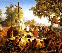 Primeira Missa no Brasil e a Divina Misericórdia