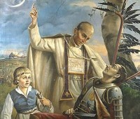 Acolher os peregrinos e enterrar os mortos, segundo Santo Estanislau