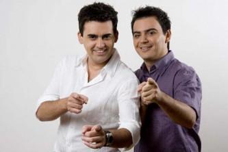 Álvaro e Daniel no Arraiá da Misericórdia 2016
