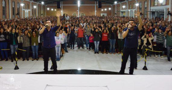 Grupo de Oração – Casa da Misericórdia em 26/07/2016