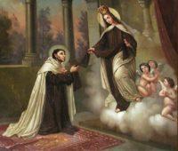"""Nossa Senhora do Carmo: """"Senhora do Escapulário"""""""