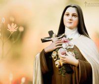 Festa de Santa Teresinha do Menino Jesus, doutora da Igreja