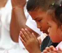Apelo pela Paz: a oração protege e ilumina o mundo