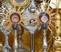 Conheça as Relíquias dos grandes divulgadores da Obra da Misericórdia Divina