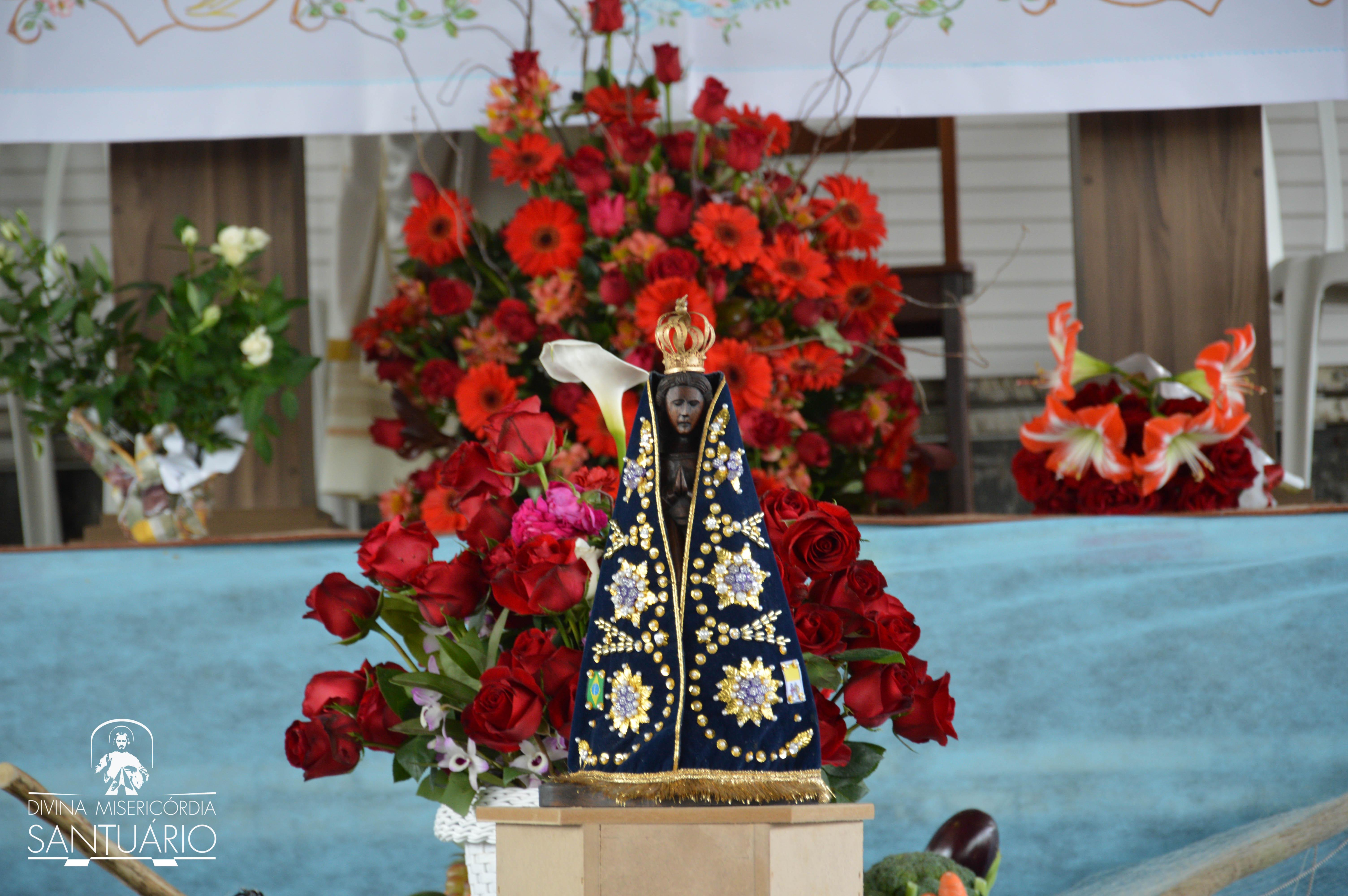 Mensagem De Nossa Senhora Aparecida Que Ela Cuide De: Fé E Devoção Marcam O Dia De Nossa Senhora Aparecida