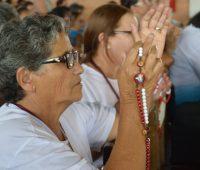 Santa Missa no primeiro dia de Congresso