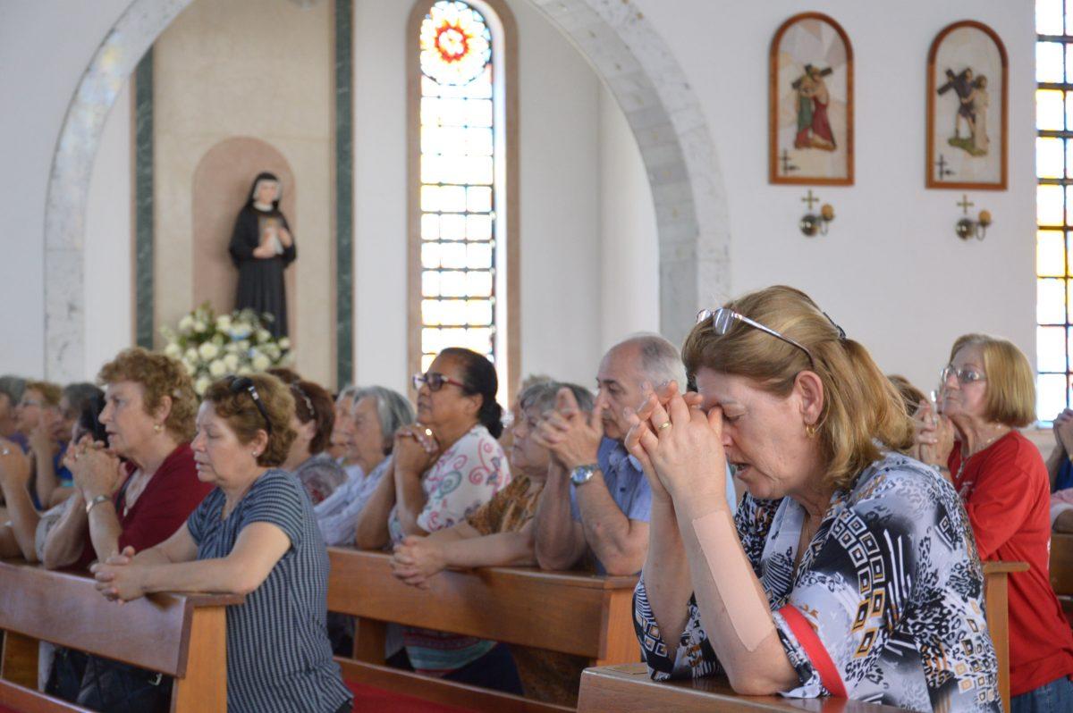 Peregrinos Paróquia Santa Margarida