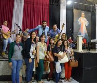 Primeiro dia do 15º Congresso Nacional da Divina Misericórdia