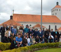 Grupo das Novas Gerações da Vida Religiosa Consagrada visita o Santuário da Divina Misericórdia