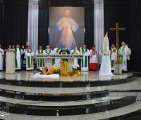 Terceiro dia do 15º Congresso Nacional da Divina Misericórdia