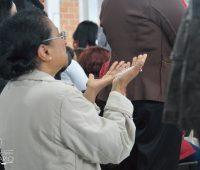 A Santa Missa neste 2º dia de Congresso