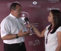 Entrevista com o pároco do Santuário, Padre Francisco Anchieta
