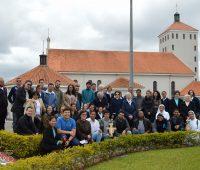 Santuário da Divina Misericórdia recebe caravana de peregrinos