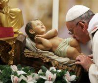 Papa Francisco explica a importância do presépio
