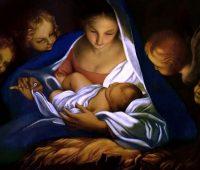 A Divina Misericórdia no Santo Natal