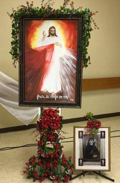 Encontro de Jesus Misericordioso em Massachusetts