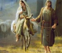 Com a proximidade do Natal, Papa pede para silenciarmos e contemplarmos a imagem da Virgem Maria e São José