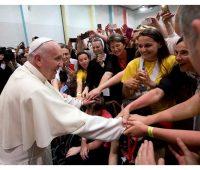Papa aos jovens: ouçam a voz de Deus, construam um mundo melhor