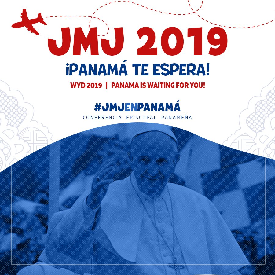 data oficial da jmj panam225 2019 divina miseric243rdia