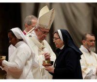 Homilia do Papa Francisco na Missa da Festa da Apresentação do Senhor
