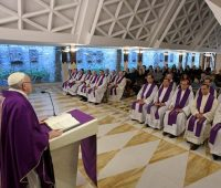 """Papa Francisco: """"Confessionário não é lavandaria onde tirar manchas"""""""