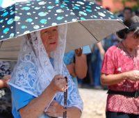 Festa Nacional da Divina Misericórdia terá área coberta