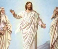 Elias e Moisés já estavam no céu antes da ressurreição de Jesus?