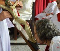 Celebração Sexta-Feira da Paixão acontece no Santuário da Divina Misericórdia