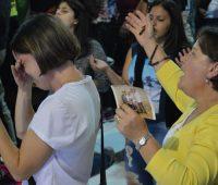 Grupo de Oração do Santuário da Divina Misericórdia – Pregação Léia Catenassi