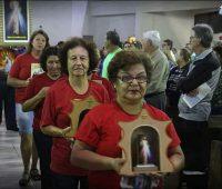Festa da Divina Misericórdia no Brasil