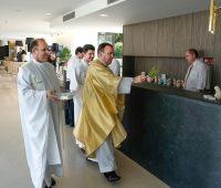 Padres Marianos inauguram hotel em Fátima