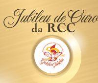 Pentecostes e Jubileu da RCC nesse fim de semana no Santuário