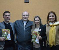 Padre Silvio Roberto, MIC, lança a primeira revista pró-vida do Brasil