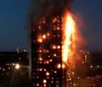 Igreja Católica reza pela tragédia e ajuda os afetados pelo incêndio em Londres