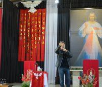 Celebração do Pentecostes 2017 no Santuário da Divina Misericórdia