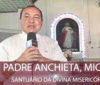 Convite especial do Padre Anchieta para você